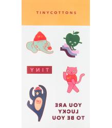 Tiny Cottons LUCKYWOOD Tattoos Set Tiny Cottons LUCKYWOOD Tattoos Set