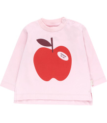 Tiny Cottons APPLE LS Baby Tee Tiny Cottons APPLE LS Baby Tee