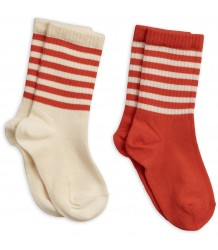 Mini Rodini Stripe Sock 2-pack Mini Rodini Stripe Sock 2-pack