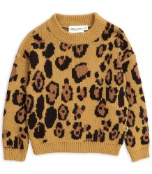 Mini Rodini LEO Knitted Sweater Mini Rodini LEO Knitted Sweater
