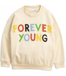 Mini Rodini FOREVER YOUNG Sweatshirt Mini Rodini FOREVER YOUNG Sweatshirt