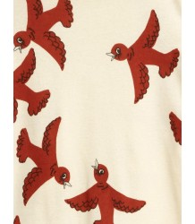 Mini Rodini FLYING BIRDS LS Dress Mini Rodini FLYING BIRDS LS Dress