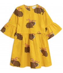 Mini Rodini Posh GUINEA PIG Dress - LIMITED EDITION Mini Rodini Posh GUINEA PIG Dress