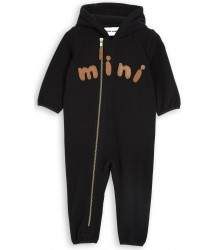 Mini Rodini Fleece Onesie Mini Rodini Fleece Onesie