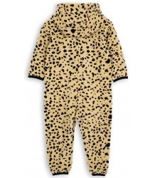 Mini Rodini Fleece SPOT Onesie Mini Rodini Fleece SPOT Onesie
