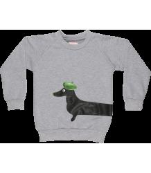 Wauw Capow SAUSAGE GREY Sweatshirt Wauw Capow SAUSAGE GREY Sweatshirt