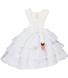 Wauw Capow FAIRYTALE Bird Frill Dress - LIMITED EDITION Wauw Capow FAIRYTALE Bird Frill Dress - LIMITED EDITION