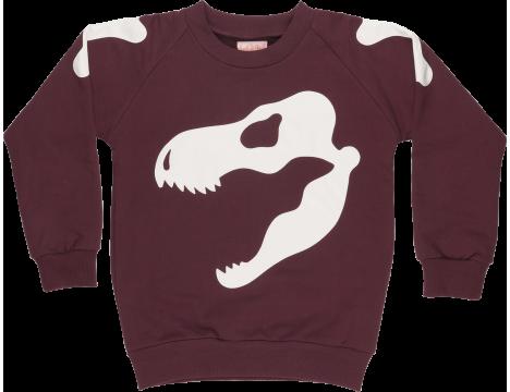 Wauw Capow SCARY SKULL Sweatshirt