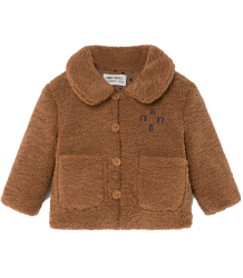 Bobo Choses Sheepskin Baby Jacket Bobo Choses Sheepskin Baby Jacket
