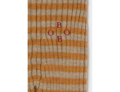 Bobo Choses STRIPED Knitted Baby Leggings