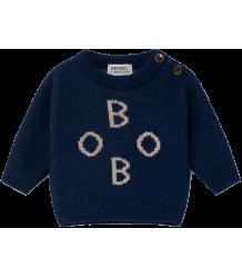 Bobo Choses BOBO Jacquard Baby Jumper Bobo Choses BOBO Jacquard Baby Jumper