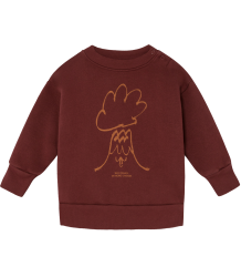 Bobo Choses VOLCANO Baby Sweatshirt Bobo Choses VOLCANO Baby Sweatshirt
