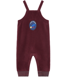Bobo Choses Polar Fleece Baby Jumpsuit Bobo Choses Polar Fleece Baby Jumpsuit