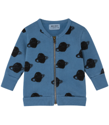 Bobo Choses BIG SATURN Zipped Baby Sweatshirt Bobo Choses BIG SATURN Zipped Baby Sweatshirt
