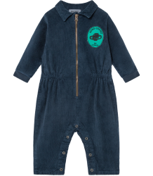 Bobo Choses A STAR CALLED HOME Corduroy Baby Jumpsuit Bobo Choses A STAR CALLED HOME Corduroy Baby Jumpsuit