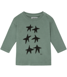 Bobo Choses STAR LS Baby T-shirt Bobo Choses STAR LS Baby T-shirt