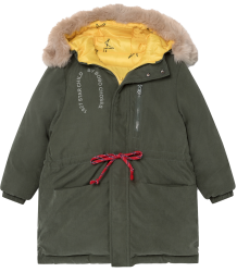Bobo Choses Reversible STARS Anorak Bobo Choses Reversible STARS Anorak