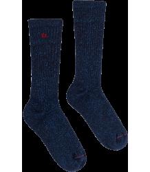 Bobo Choses Lurex Long Socks Bobo Choses Lurex Long Socks glitter