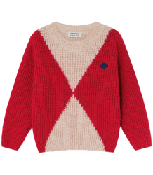 Bobo Choses Geometric SATURN Jumper Bobo Choses Geometric SATURN Jumper