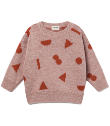 Bobo Choses STUFF Jacquard Jumper Bobo Choses STUFF Jacquard Jumper