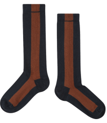 Repose AMS Socks STRIPE Repose AMS Socks STRIPE rose brown sand powder