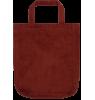 Repose AMS Rib Cord Bag Small Repose AMS Rib Cord Bag Small brown