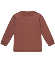 Repose AMS Long Tee Rib ROSE-BROWN Repose AMS Long Tee RIB