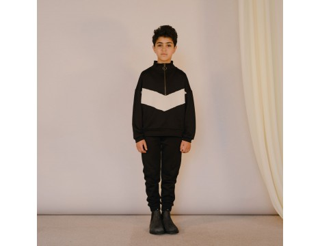 Repose AMS Track Sweater