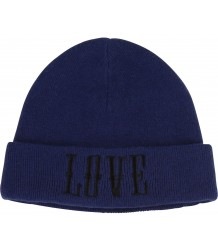 Zadig & Voltaire Kids Susana Knitted Hat LOVE Zadig & Voltaire Kids Susana Knitted Hat LOVE
