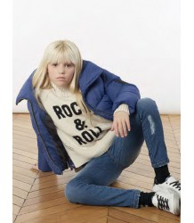 Zadig & Voltaire Kids Beth Jumper ROCK & ROLL Zadigx& Voltaire Kids Beth Jumper ROCK & ROLL