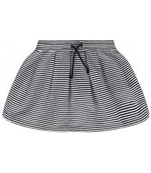 Mingo Sweat Rok STREPEN Mingo Sweat Skirt STRIPES