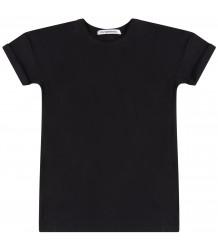 Mingo T-shirt Dress Mingo T-shirt Dress black