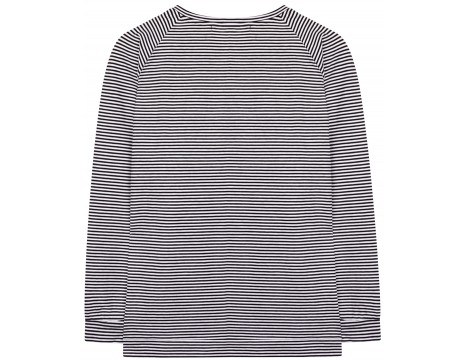 Mingo Long Sleeve Tee Adults STRIPES