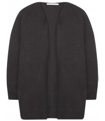 Mingo Knitted Cardigan Adult Black Mingo Knitted Adult Cardigan black