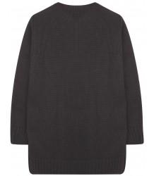 Mingo Knitted Adult Cardigan Mingo Knitted Adult Cardigan black