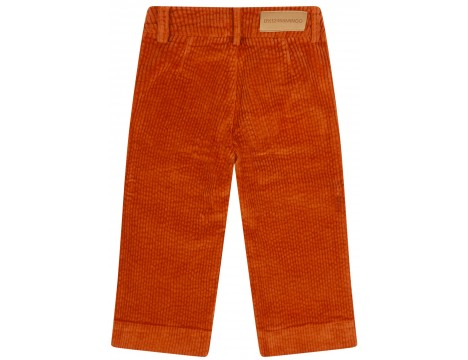 Mingo Wide Corduroy Trousers