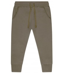 Mingo Winter Slim fit Jogger Mingo Slim fit Jogger kangaroo green