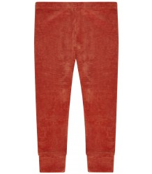 Mingo Legging Velvet Rib Mingo Legging Velvet Rib red wood