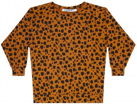 Mingo Long Sleeve Tee / Jersey Sweater SCRIBBLE