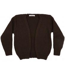 Mingo Knitted Cardigan Mingo Knitted Cardigan chock brown