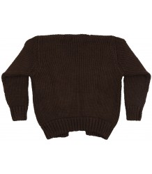 Mingo Knitted Cardigan Mingo Knitted Cardigan chock brown