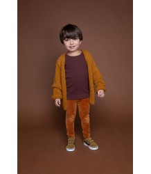 Mingo Rib Top LS Tee Mingo Rib Top LS Tee chocolate brown