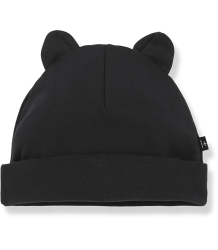 1+ in the Family LEO Beanie w/Ears 1  in the Family LEO Beanie w/Ears black