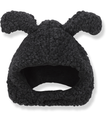1+ in the Family BANFF Beanie w/Ears 1  in the Family BANFF Beanie w/Ears black