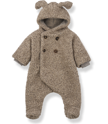 1+ in the Family MONTREAL Polar Suit 1  in the Family MONTREAL Polar Suit beige