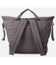 Stella McCartney Kids Mummy Fern DIAPER Backpack Stella McCartney Kids Mummy Fern DIAPER Backpack dark grey