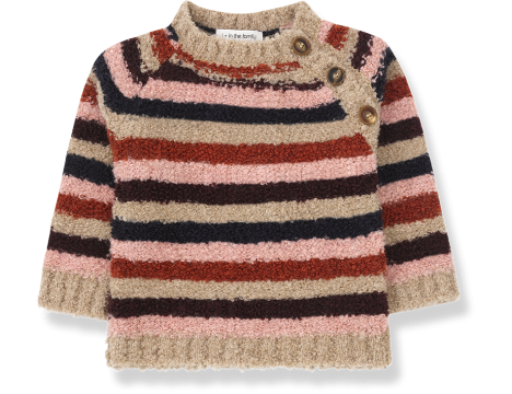 1+ in the Family ZURICH Knitted Sweatshirt