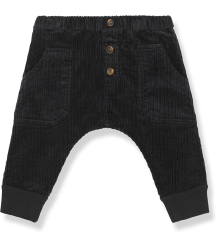 1+ in the Family BREMEN Corduroy Pants 1  in the Family BREMEN Corduroy Pants black