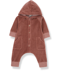 1+ in the Family ARGOS Hood Jumpsuit 1  in the Family ARGOS Hood Jumpsuit