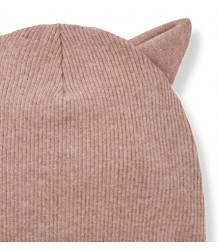 1+ in the Family PARIS Beanie w/Ears 1  in the Family PARIS Beanie w/Ears rose